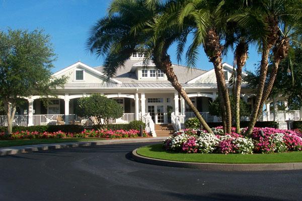 Indian river golf club vero beach golf courses - Residence haut standing vero beach ...