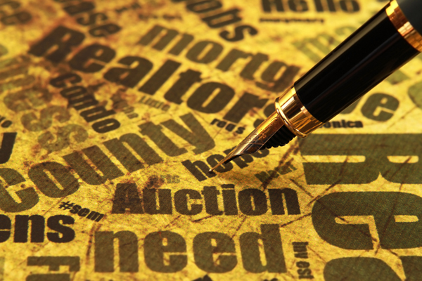 Auctions are often used to sell Vero Beach real estate when a home is difficult to appraise