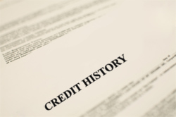 check your credit history and credit score