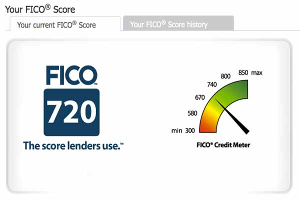 Vero Beach mortgage market lenders say the minimum credit score is 720 to get the best jumbo rates and loan terms.