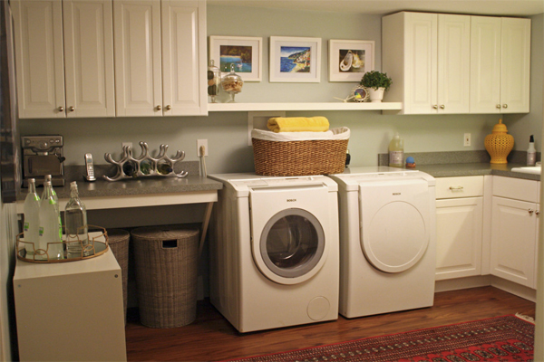 Features buyers are looking for in a Vero Beach home include a separate laundry room
