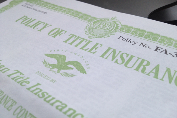 Vero Beach title insurance is a negotiable item that you need to shop around for.