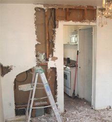 Vero Beach home remodeling may mean some demolition work