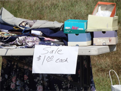 Your Vero Beach home spring cleaning list should include having a yard sale