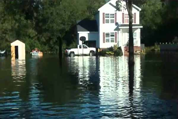 Vero Beach home insurance normally does not cover flooding.
