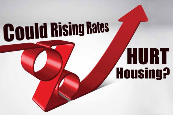 Vero Beach housing could be affected by rising interest rates.